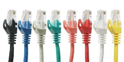 رنگ بندی پچ کورد شبکه