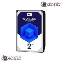 هارد وسترن دیجیتال 2TB آبی