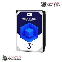 هارد وسترن دیجیتال 3TB آبی
