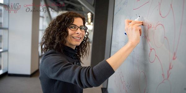 فریناز کوشان فر مخترع جوان ایرانی
