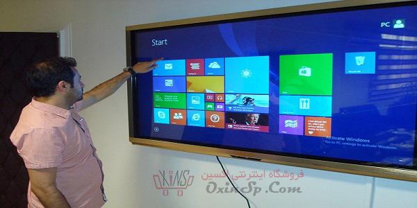 تکنولوژی نمایشگرهای لمسی