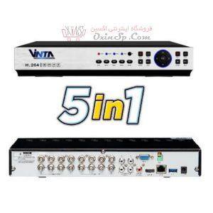 دستگاه XVR وینتا ۱۶ کانال مدل CAD-7916