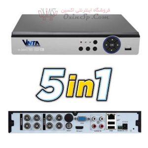 دستگاه XVR وینتا ۸ کانال مدل CAD-6808