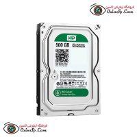 هارد وسترن دیجیتال 500GB سبز