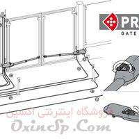 راهنمای نصب جک پروتکو PROTECO