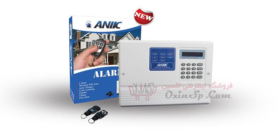 کاتالوگ دزدگیر آنیک مدل ANIK 360