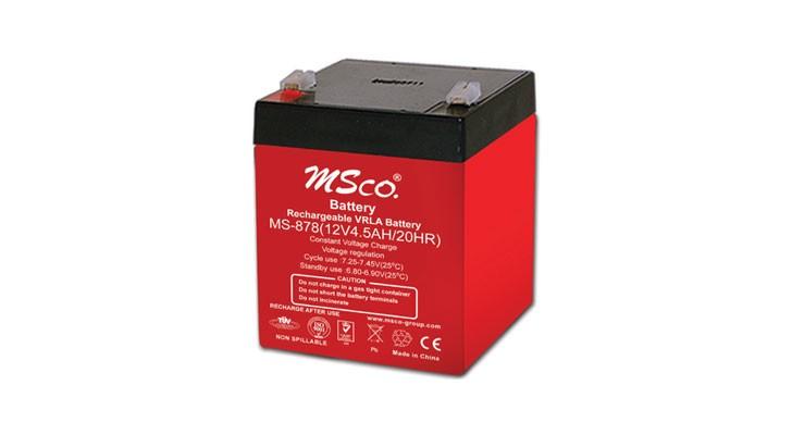 باتری سیستم اعلام حریق